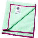 McLean microfiber cloth 40x40cm, green