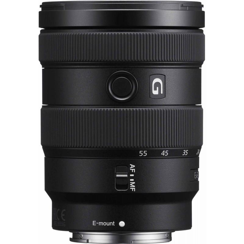 Sony E 16-55mm f/2.8 G objektiiv