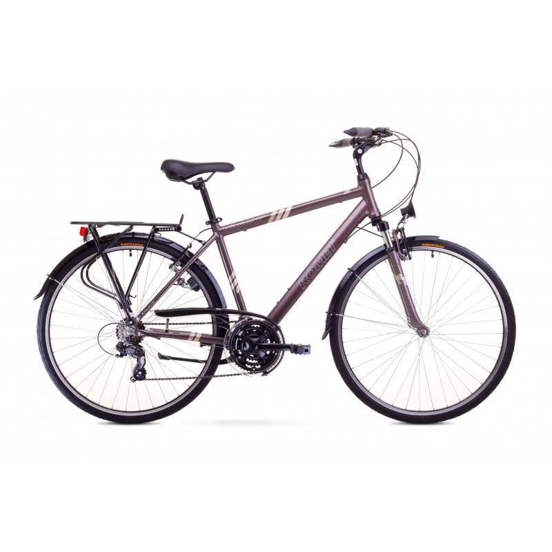 Linnajalgratas meestele 21 L ROMET WAGANT ploom