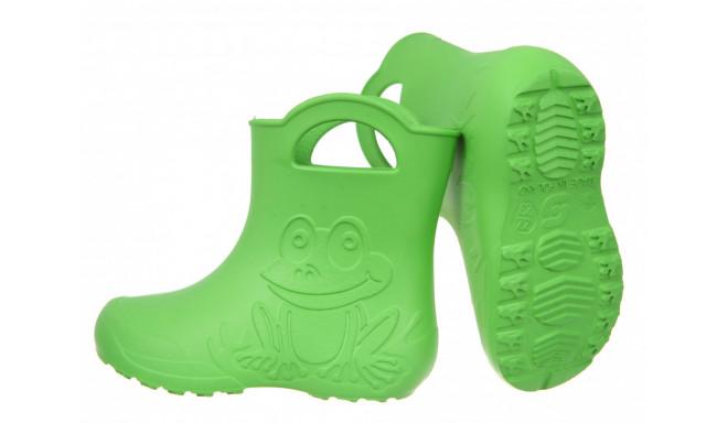 Camminare Frog laste termokummik roheline 26/27