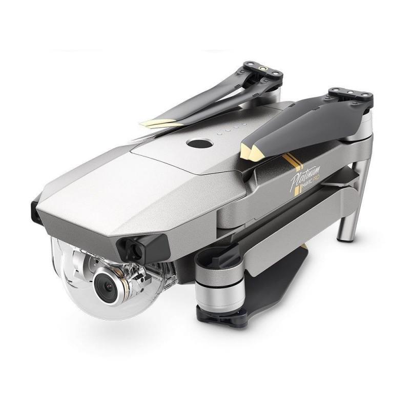 Drone DJI Mavic Pro Platinum Combo CP.PT.00000065.01 (gray color)