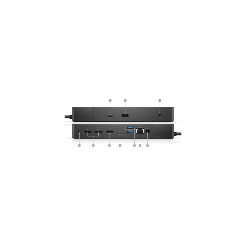Dell Dock WD19, 180W
