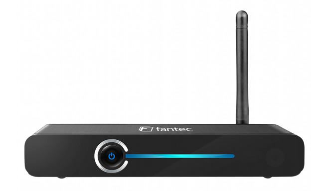 Fantec meediapleier 4KS6000 4K HDR 3D SmartTV