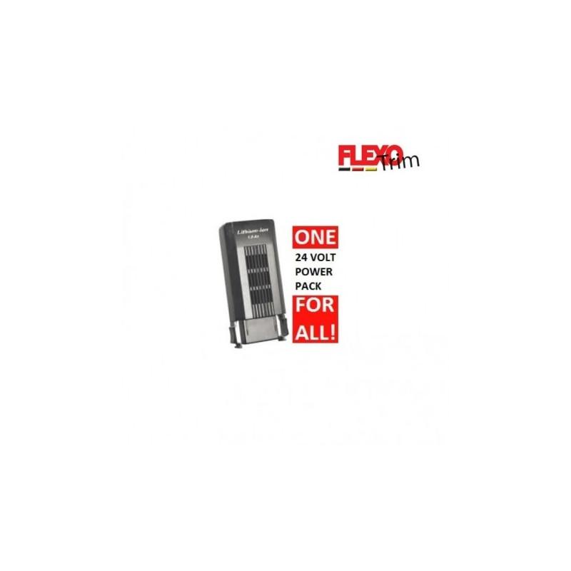 Akumulaatoriga võsalõikur Flexo Trim ATHS 2440