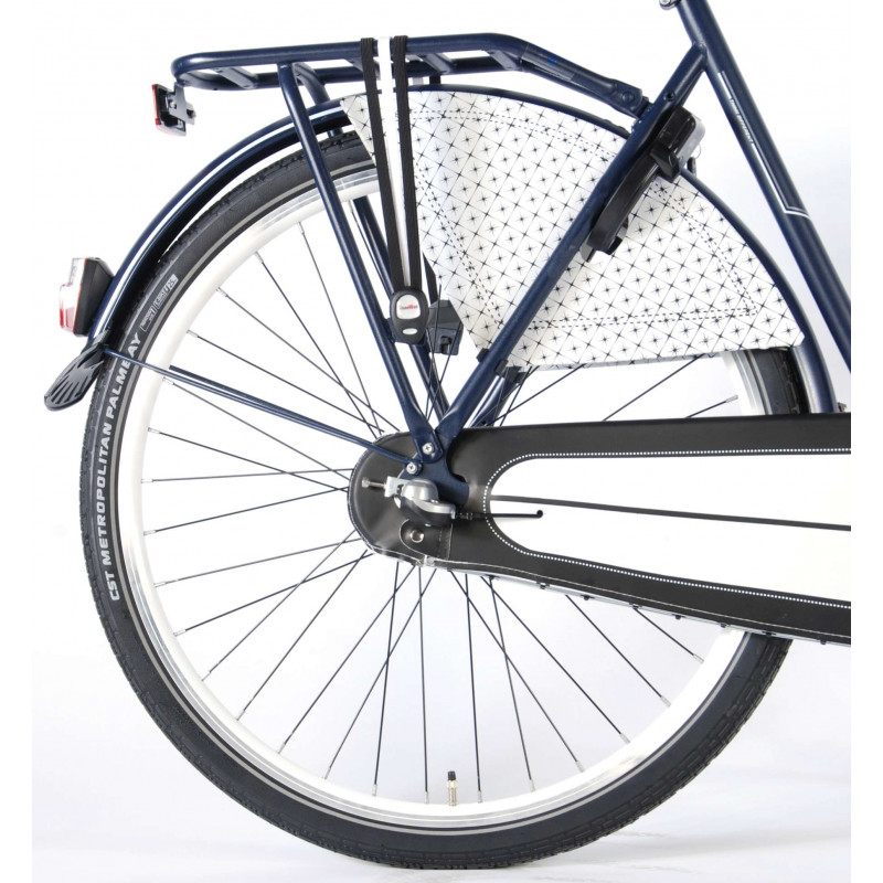Linnaratas naistele SALUTONI Dutch oma bicycle Glamour 28 tolli 56 cm Shimano Nexus 3 käiku