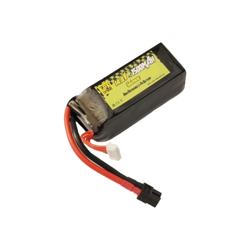 GPX Extreme rechargeable battery 1500mAh Graphene