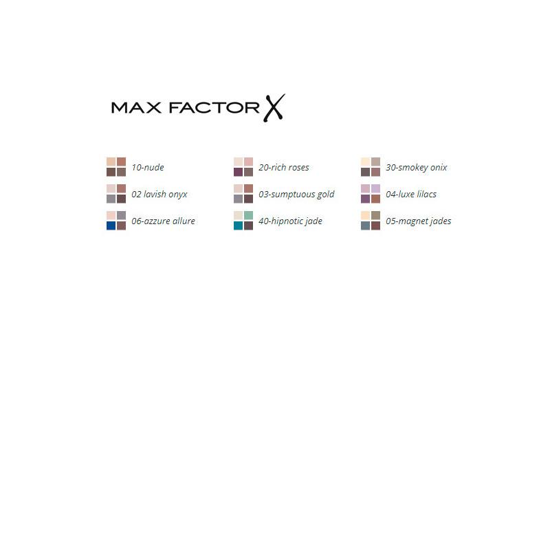 Acu Ēnas Smokey Eye Drama Shadow Max Factor (10 - miesaskrāsa)