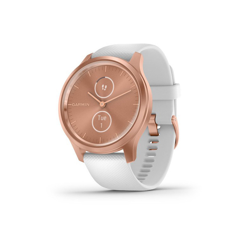 Garmin vivomove Style S/E, rose gold/white
