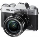 Fujifilm X-T20 + 18-55mm Kit, silver