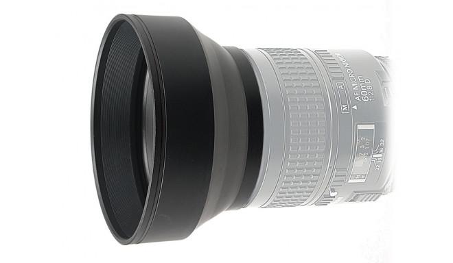 Kaiser lens hood 6825 67mm 3in1