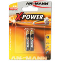 Ansmann battery X-Power LR8 AAAA 2pcs