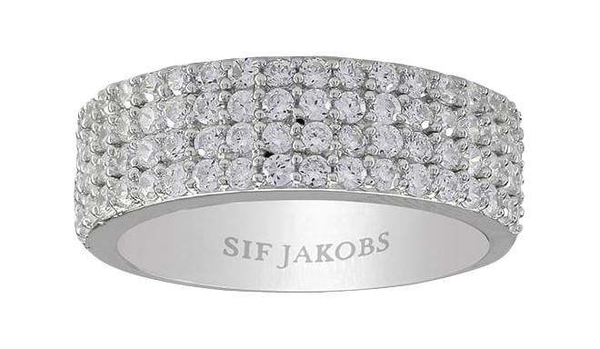 Sif Jakobs sõrmus R10764-CZ 17,19mm