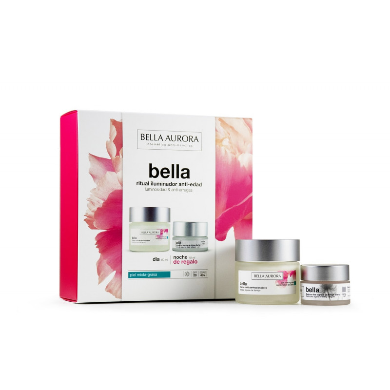Bella Aurora BELLA DÍA LOTE 2 pz