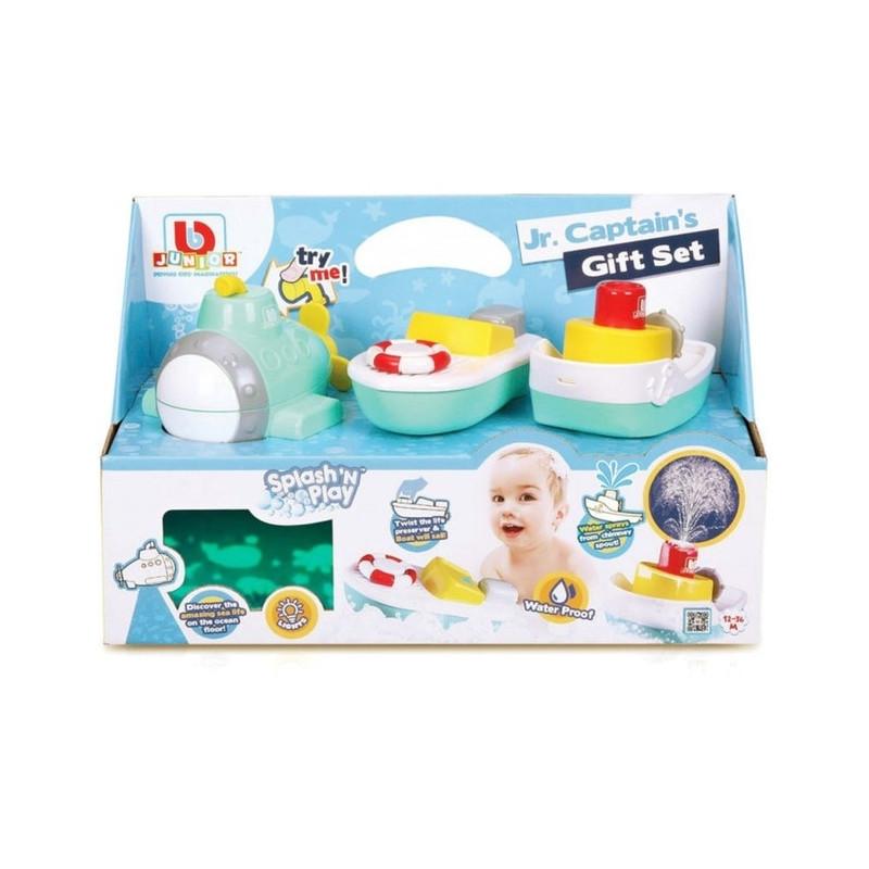 BB JUNIOR Splash 'N Play Jr. Captain's Gift Set, 16-89009
