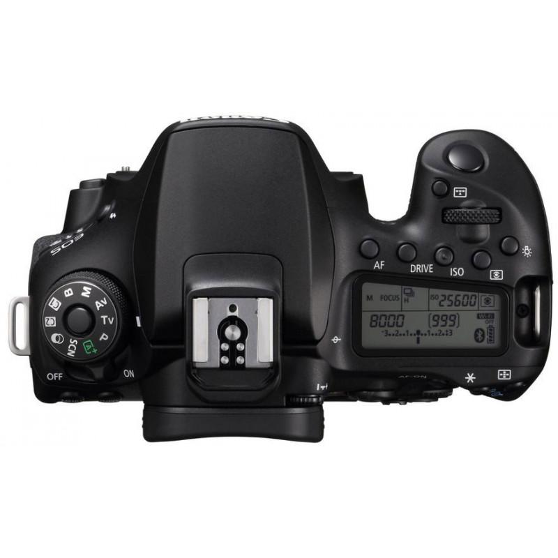 Canon EOS 90D + Tamron 18-400mm