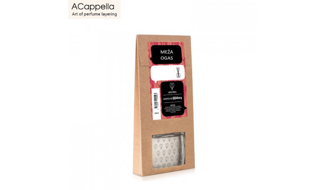 ACapella Home Air Freshener (100ml) with wood