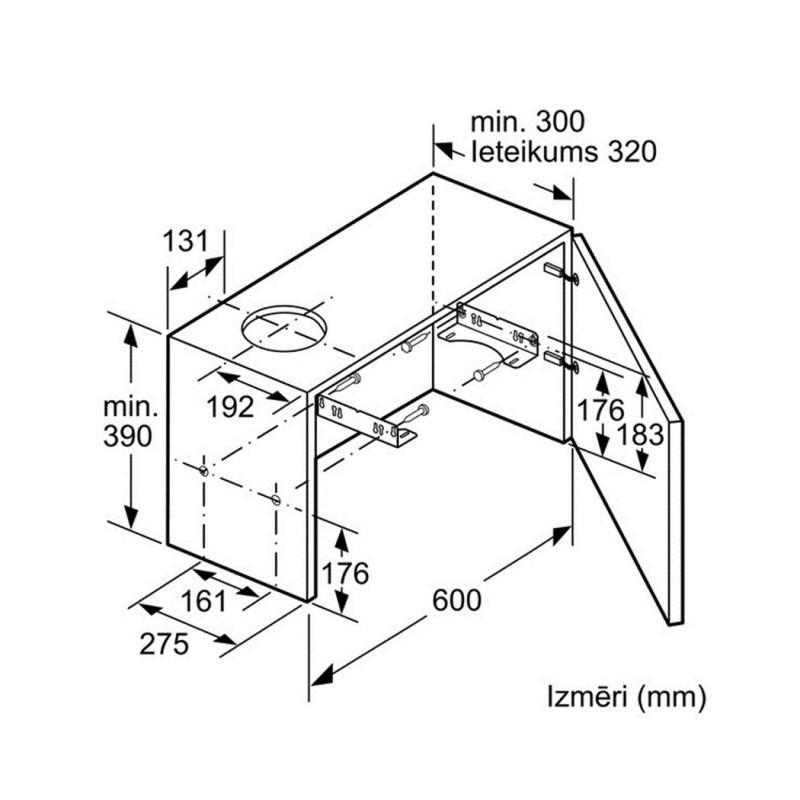 Bosch DFM064W51