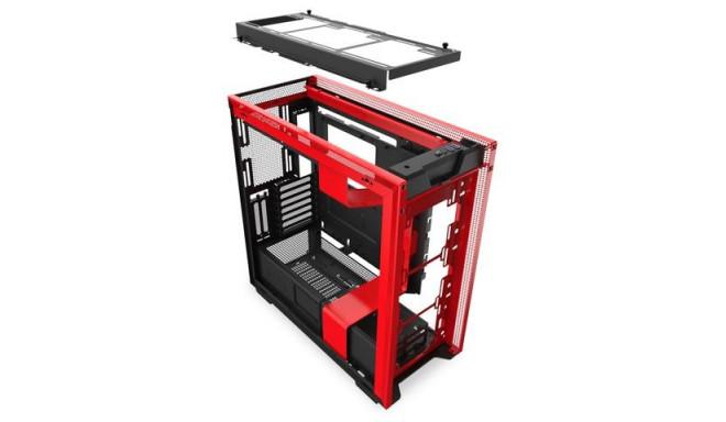 NZXT korpus H710I CA-H710I-BR ATX/E-ATX/Micro ATX/Mini ITX, must