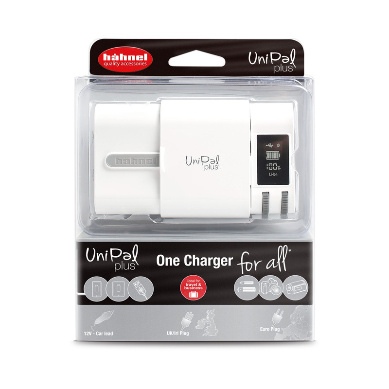 Hähnel charger UniPal Plus