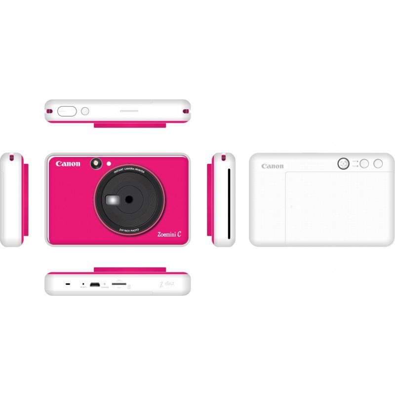 Canon Zoemini C, roosa (avatud pakend)
