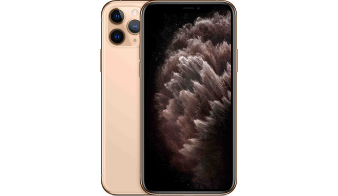 Apple iPhone 11 Pro 64GB, zeltīts