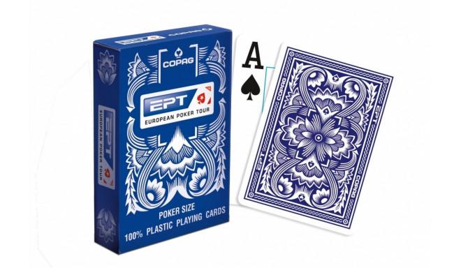 Cartamundi mängukaardid Copag EPT, sinine