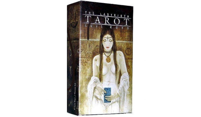 Bicycle cards The Labyrinth Tarot Luis Royo