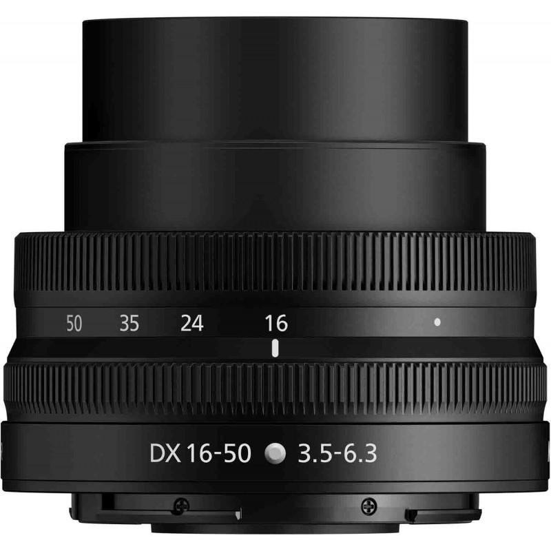Nikon Nikkor Z DX 16-50mm f/3.5-6.3 VR objektiiv