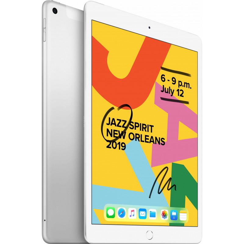 """Apple iPad 10,2"""" 32GB WiFi + 4G, silver (2019)"""