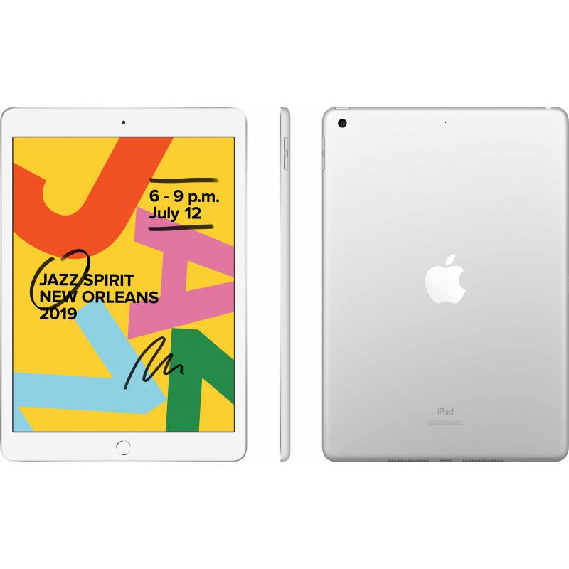 """Apple iPad 10,2"""" 32GB WiFi, silver (2019)"""