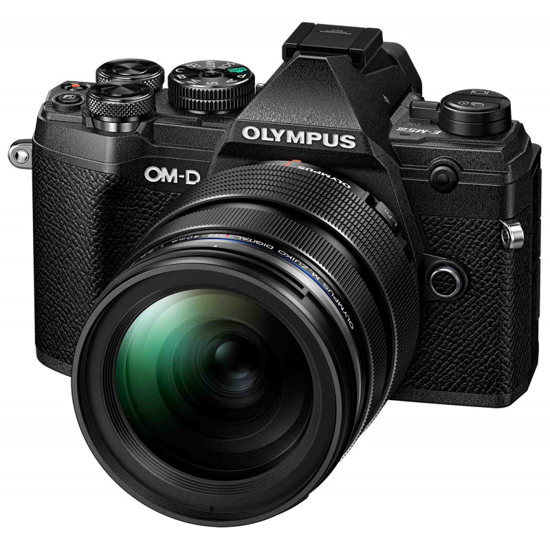 Olympus OM-D E-M5 Mark III + 12-40mm Pro Kit, must