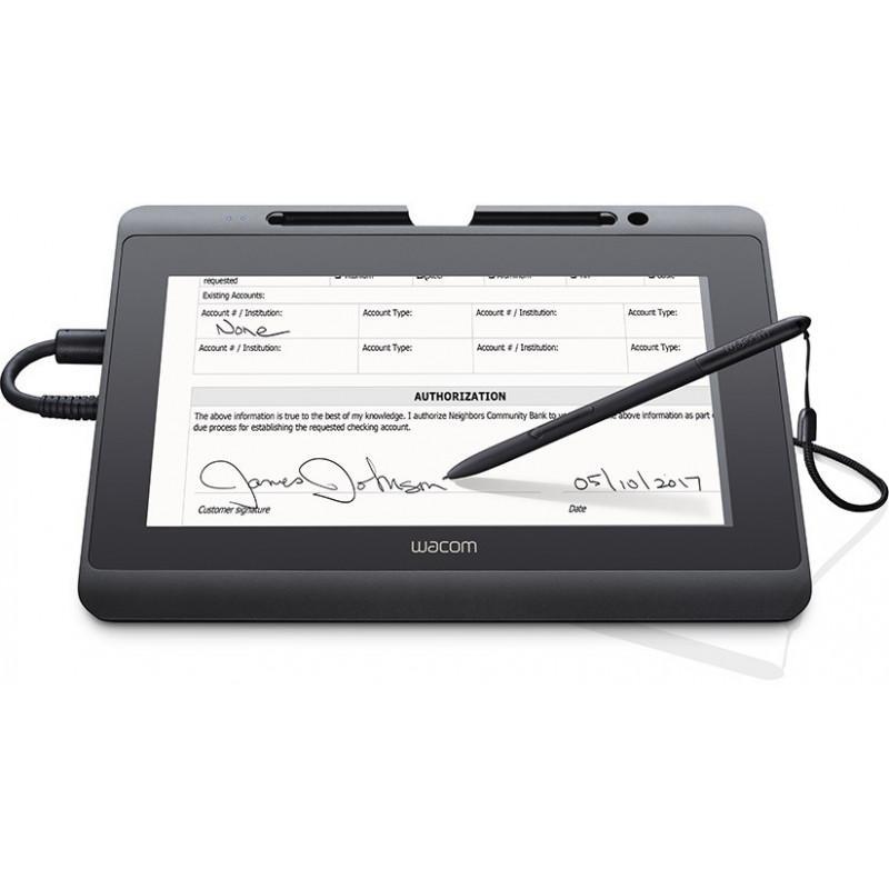 Wacom digitaalne allkirjalaud Signature Set DTH-1152 & Sign Pro