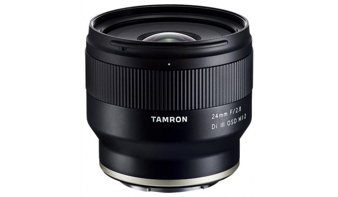Tamron 24mm f/2.8 Di III OSD objektiiv Sonyle