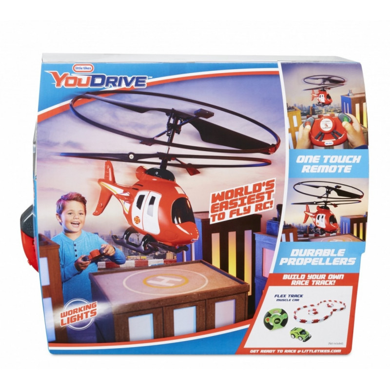 Helicopter YouDrive Rescue Chopper