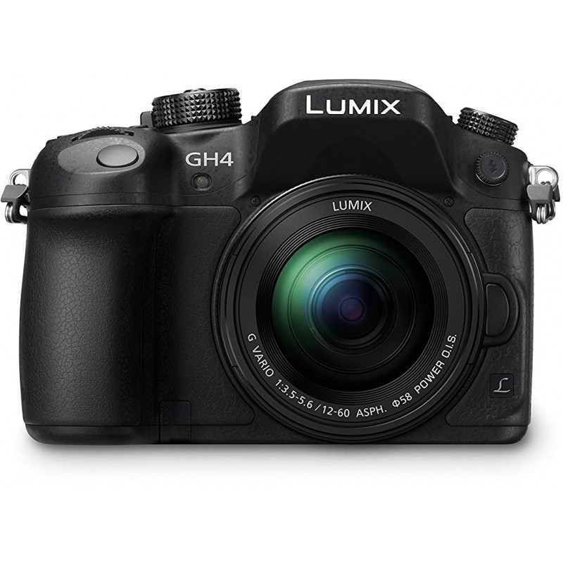 Panasonic Lumix DMC-GH4R + 12-60mm Kit