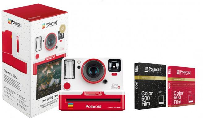 Polaroid OneStep 2 VF Everything Box, красный