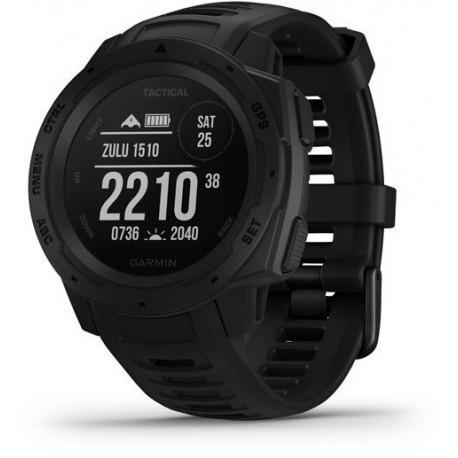 Garmin Instinct Tactical GPS, melns
