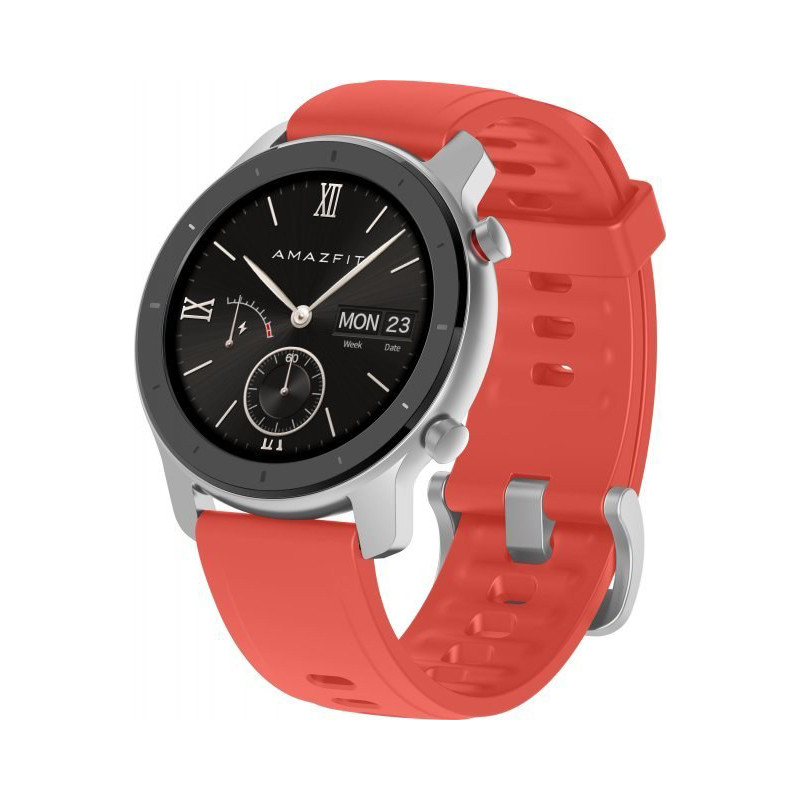 Xiaomi Amazfit GTR 42mm, coral red