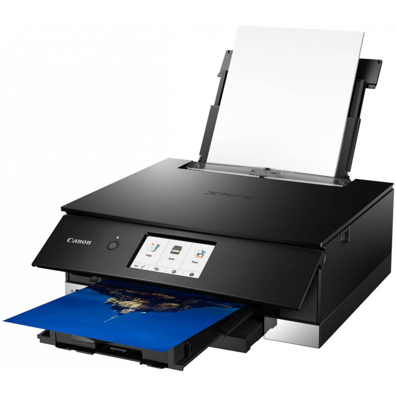 Canon inkjet printer PIXMA TS8350, black