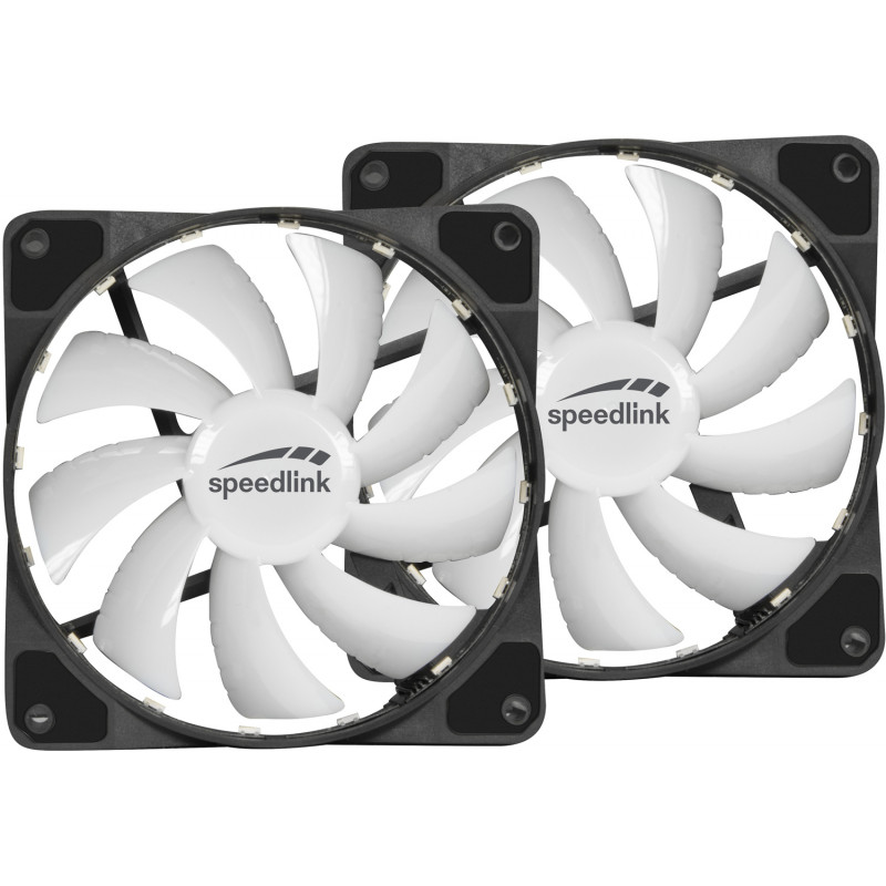 Speedlink korpuse jahutus MYX LED Fan Kit (SL-600606-MTCL)