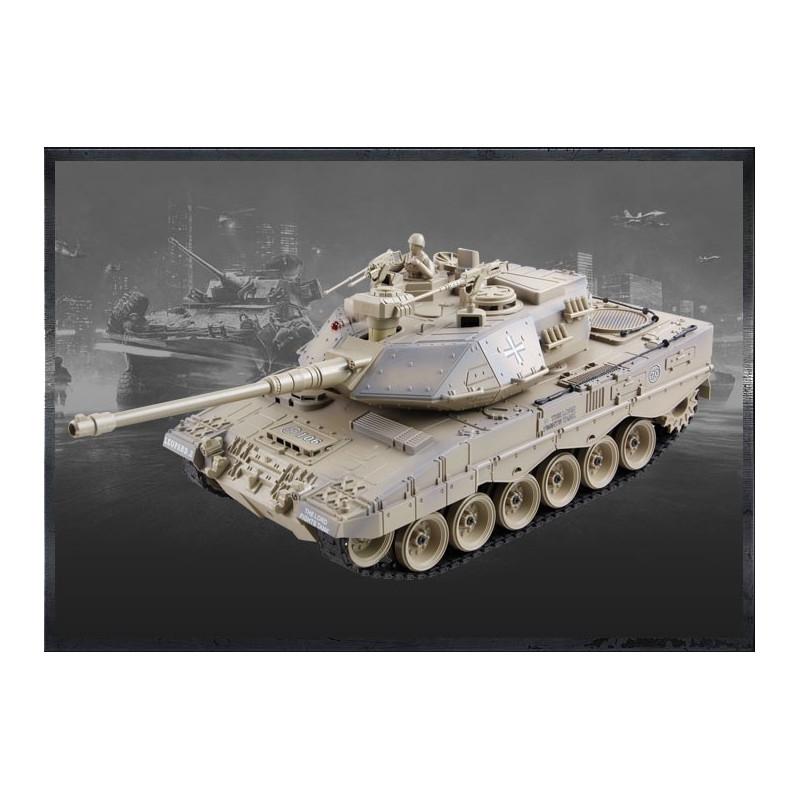 German Leopard 2 1:18 RTR 40MHz ASG