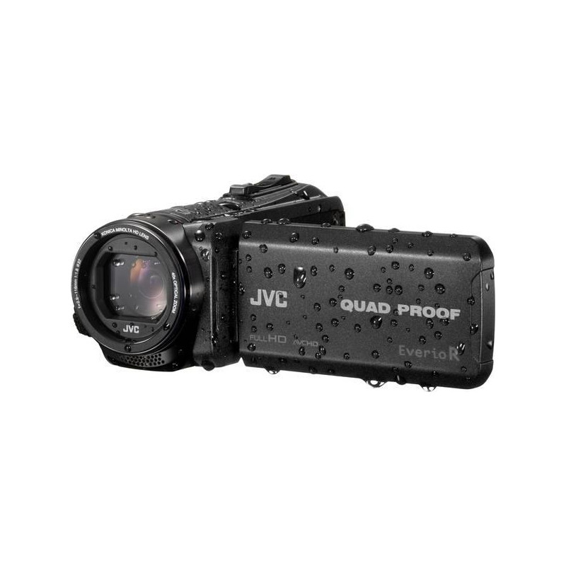 Camera digital JVC GZR-445 BEU