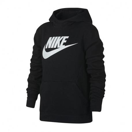 septiembre ganso Cuidar  Dressipluus lastele Nike NSW PO Hoodie Club Fleece HBR Jr BV0786-010 -  Sweatshirts - Photopoint.lv