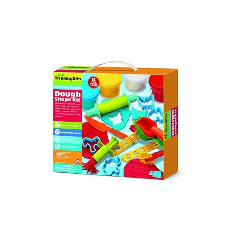 HCM 4M Creative Hands - Plasticine Molds - 68614