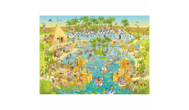 1000 EL. Nile Habitat, Degono