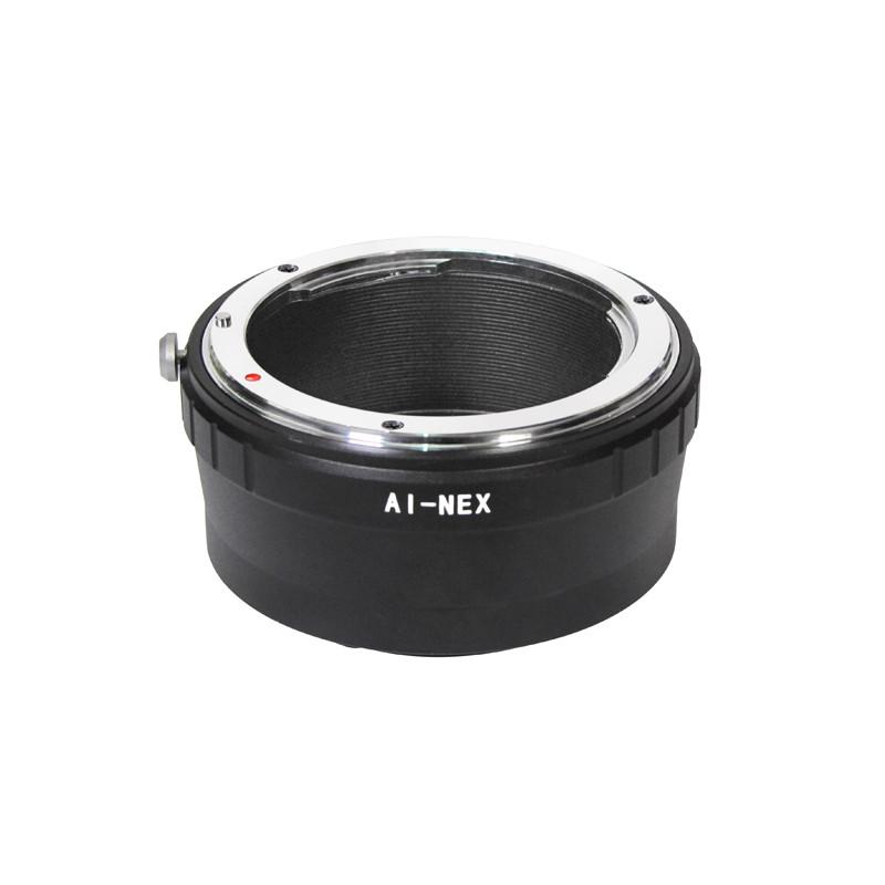 Fotocom Manual Lens Adapter Nikon to E-mount