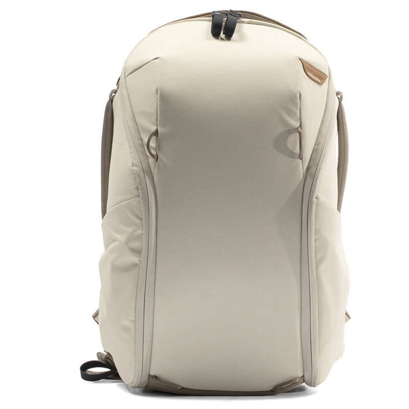 Peak Design seljakott Everyday Backpack Zip V2 15L, bone