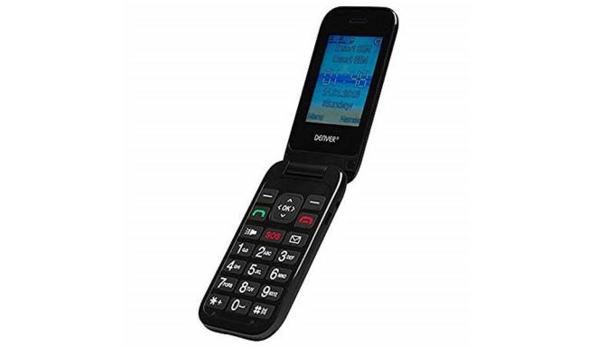 """Mobile telephone for older adults Denver Electronics 2,4"""""""