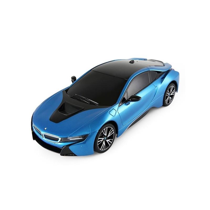 Bmw I8 Rastar 1 18 Rtr Aa Batteries Niebieski Rc Cars