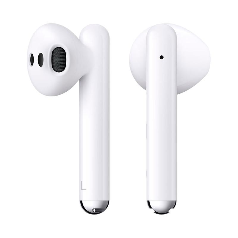 Huawei juhtmevabad kõrvaklapid + mikrofon Freebuds 3, valge